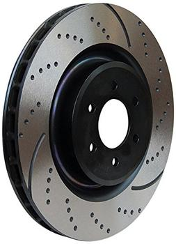 EBC Brakes GD7236 3GD Series Dimpled and Slotted Sport Rotor