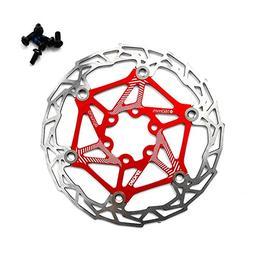 zeker Gymforward Stainless Steel Floating Bicycle Disc Brake