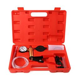 FEMOR Hand Held Brake Bleeder & Vacuum Pump Test Tuner Kit T