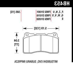 Hawk HB453B.585 Brake Pad