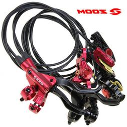 ZOOM HB875 MTB Mountain Bike Cycling Hydraulic Disc Brakes L