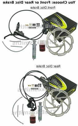 Tektro HD-M500 Gemini Front or Rear Hydraulic Disc Brake 160