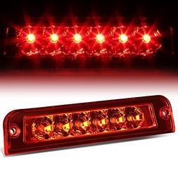For Jeep Wrangler TJ Rear High Mount LED 3rd Brake Light