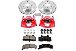 Power Stop KC1970 1-Click Performance Brake Kit with Caliper