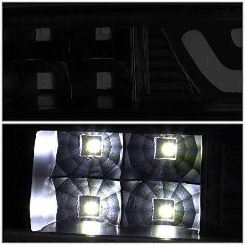 For Silverado/GMC Sierra 3D LED 3rd Brake Rear Lamp