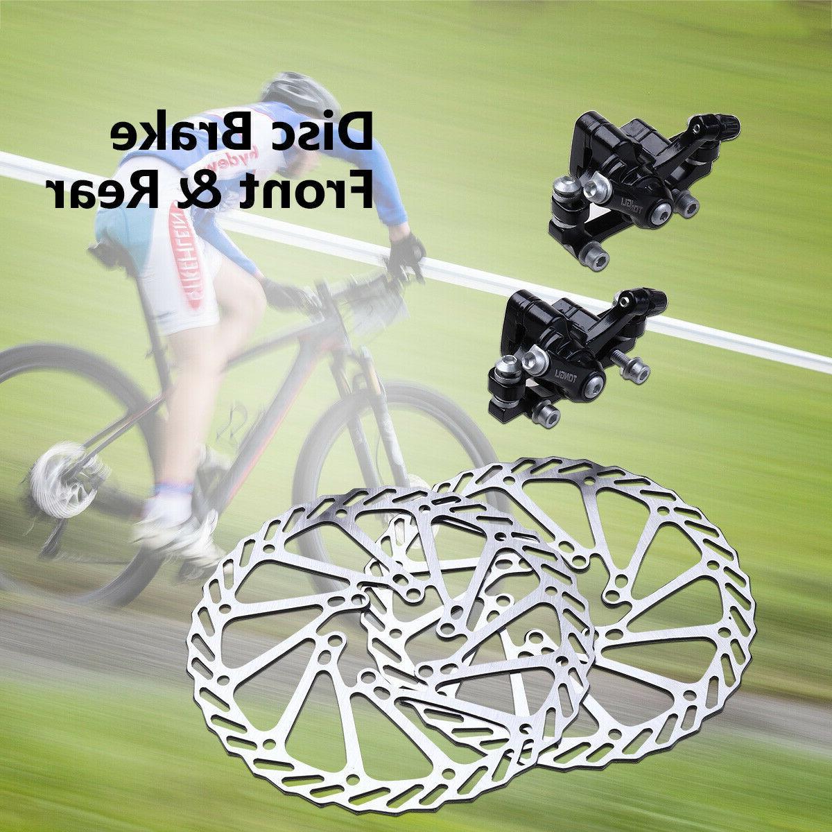 Bicycle Disk Caliper 160mm Rotor Rear