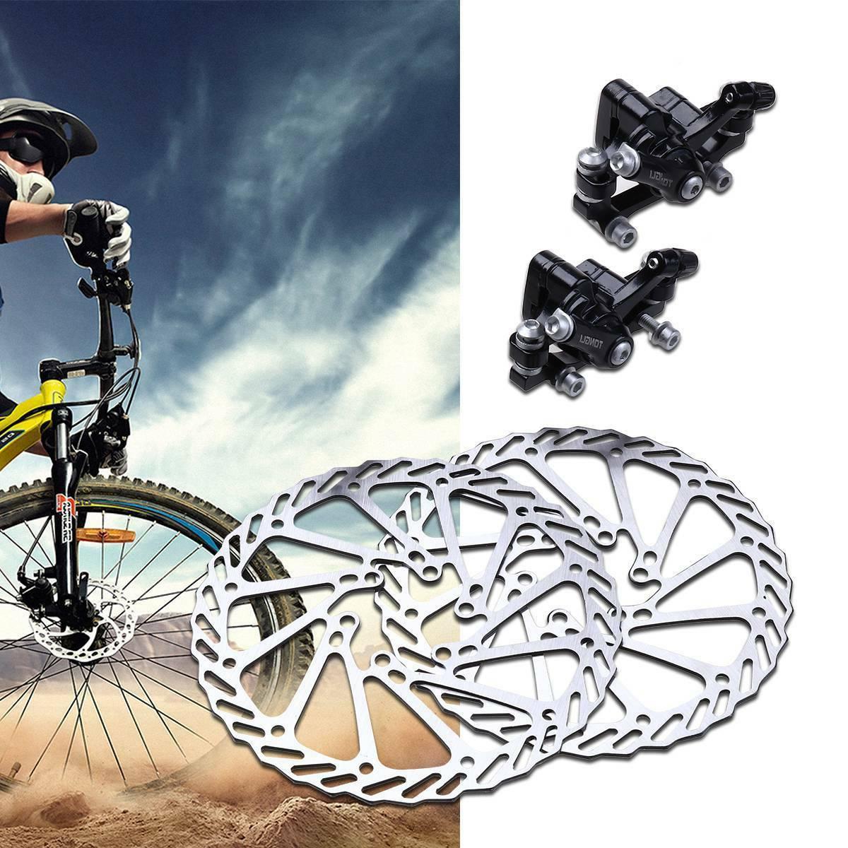 1 Pair Bicycle Caliper 160mm Rear