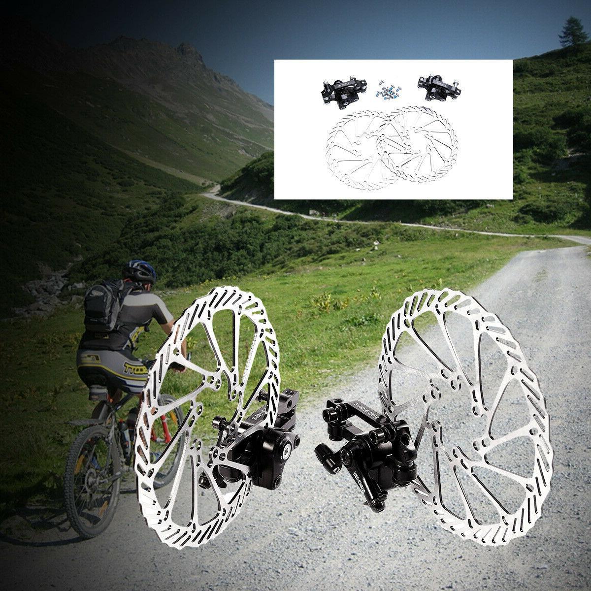 1 Pair Bike Caliper Front Rear