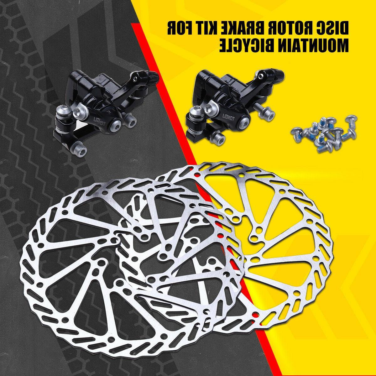 1 Pair Bicycle Disc Brake Rear