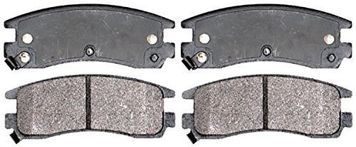 14d714mh advantage semi metallic rear disc brake