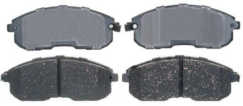 17d815c professional ceramic front disc brake pad