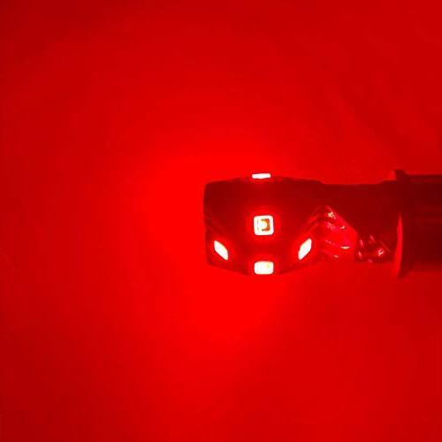 LASFIT 3457 Polarity Free Lights, Use Tail Light, Lights, Brilliant Red