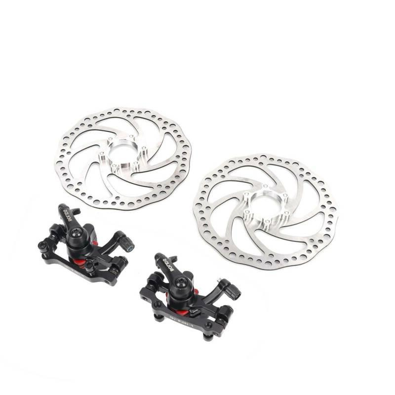 1Pair Bicycle brakes Front Rotor Brake Mountain