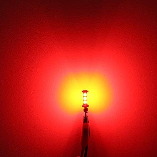 Alla 921 High-Mounted Light Bulbs Super Bright 921 Bulb High SMD W16W Flashing 3rd Lights  