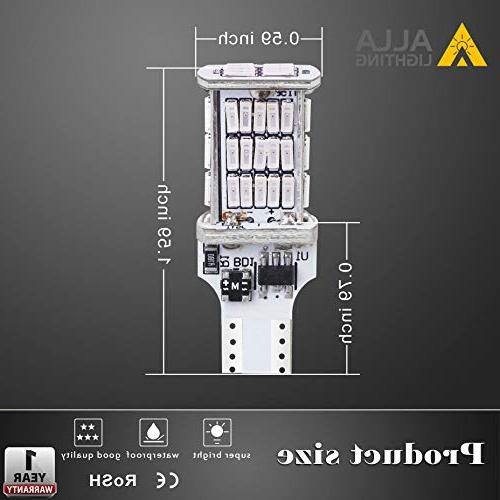 921 Strobe LED High-Mounted Light Super Bright SMD W16W Flashing 3rd Lights |