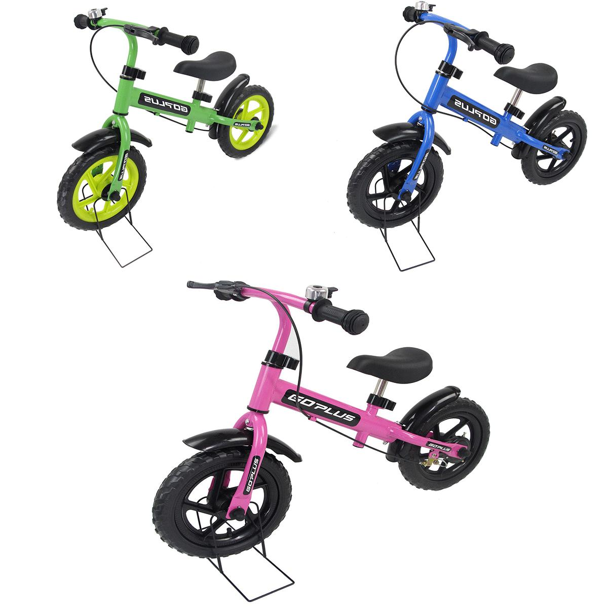"3Colors 12"" Kids Bike Bicycle Children Boys&Girls with Brake"