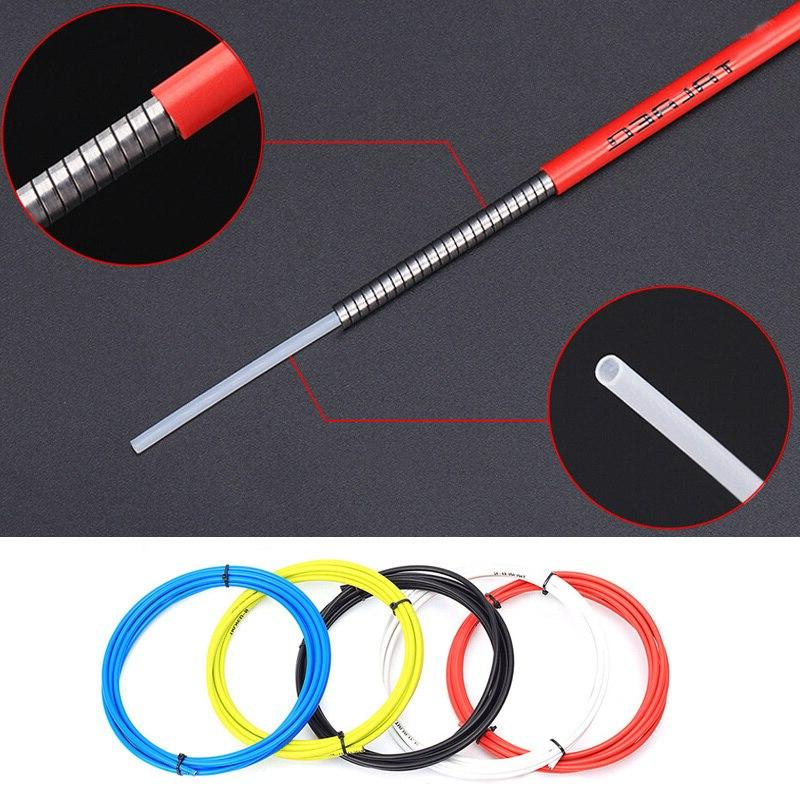 3m For Bike Shifters Cables Shift Cable 4mm/5mm MTB Road <font><b>Brake</b></font>