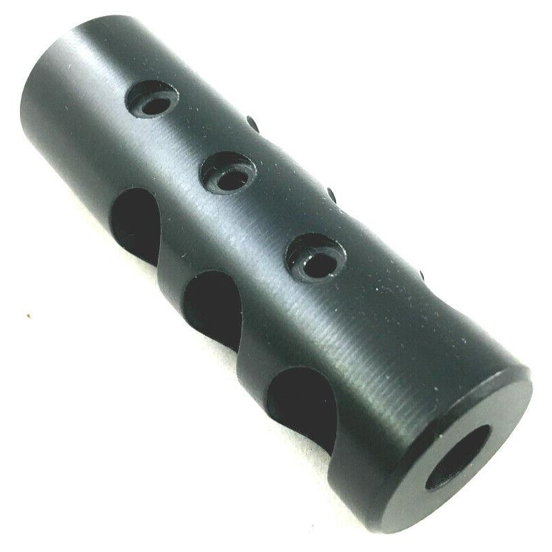 1/2''x28 TPI 1/2''-28 Thread Competition Muzzle Brake With C