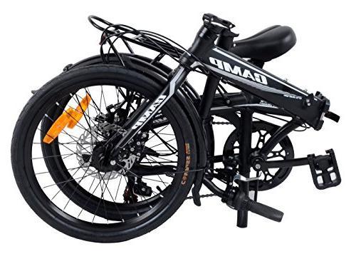 alloy folding bike disc brake