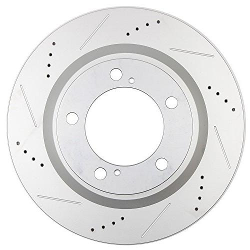 Automotive Replacement Kits,ECCPP Full Set Brake Rotors and Brake 2008-2016 Toyota Land Toyota and