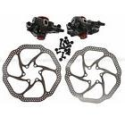 AVID BB7 MTB Disc Brakes set Front & Rear Calipers with 160m