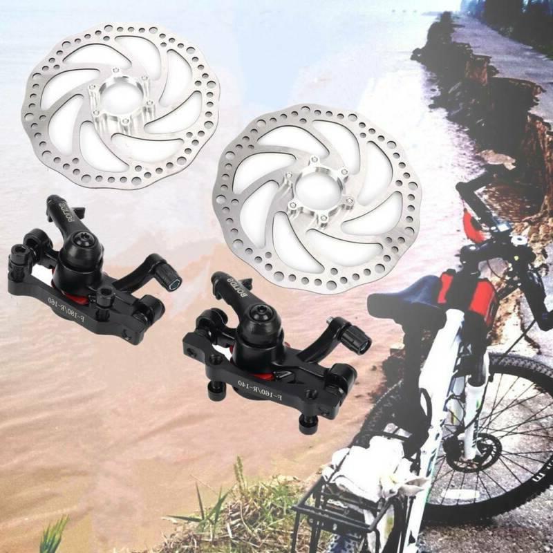 Bike Brake & Rear Rotor Brake Mountain Bicycle