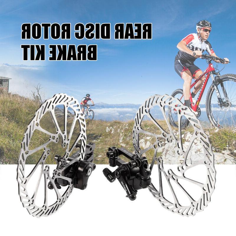bike disc brake front rear