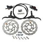 Shimano BR-BL-M395 Hydraulic Brake Set Front and Rear Black