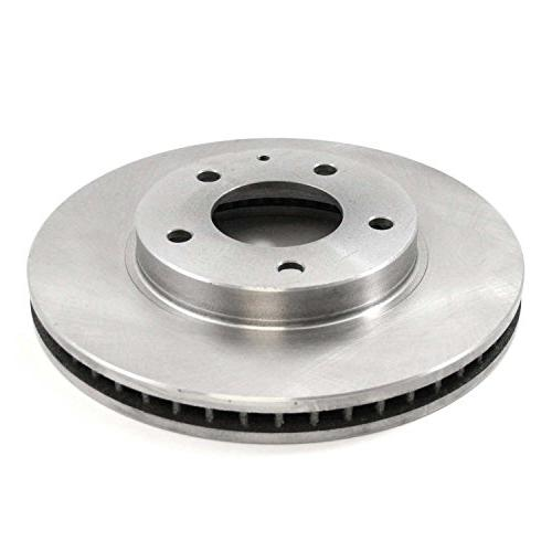 br31151 front vented brake rotor