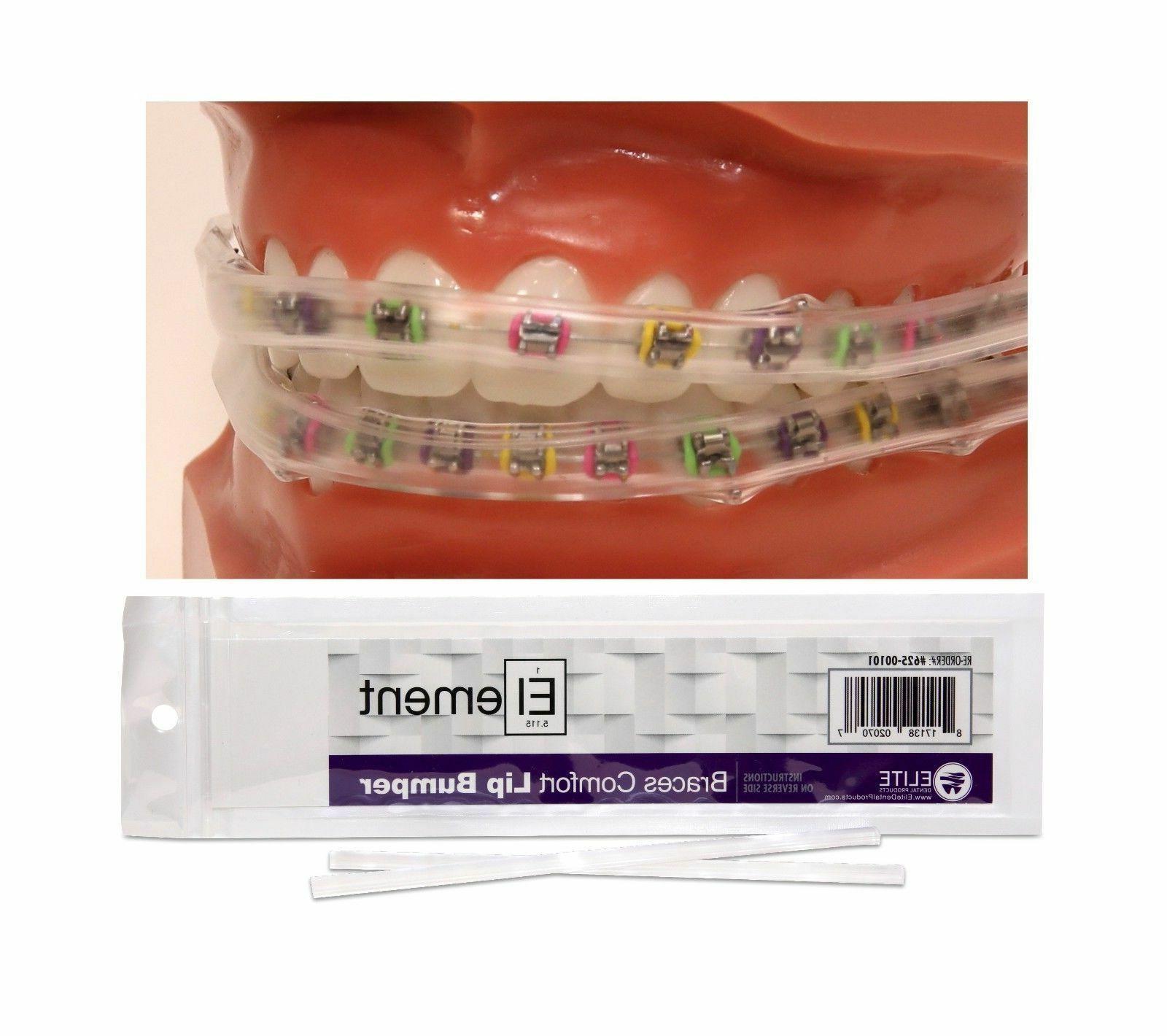 braces comfort lip bumper