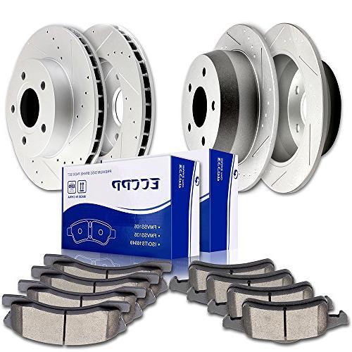 brake parts front rear brake rotors discs