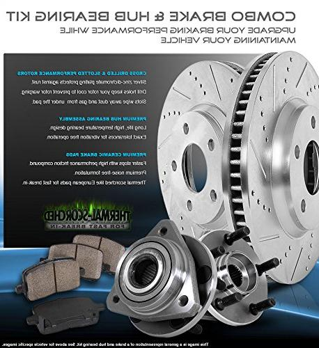 Callahan 513124X2 Pair Premium Grade Wheel Bearing
