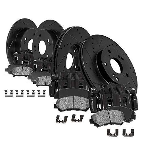 cck01783 front rear powder coated black 4