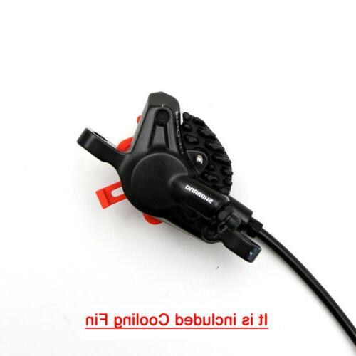 SHIMANO MTB Disc Brake Set Front and