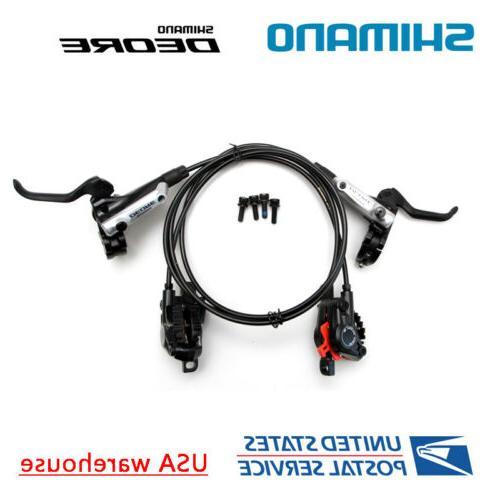 deore br bl m615 bike mtb hydraulic