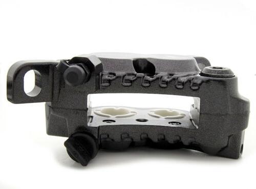 Shimano Deore 4-Piston w/ Brake Pads H01A