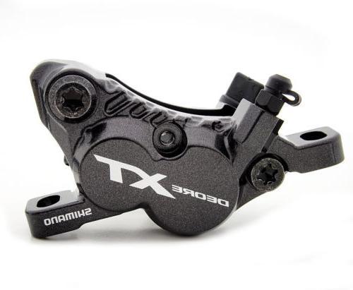 Shimano XT 4-Piston Caliper w/ Pads H01A