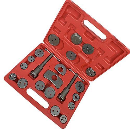 Zeny 21pc Professional Disc Brake Caliper Wind Back Tool Kit