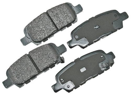 disc brake pad act905