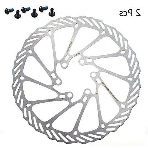 disc brake rotor 6 bolts