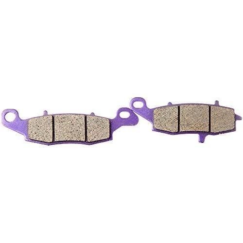 fa231 brake pads front kevlar carbon fiber