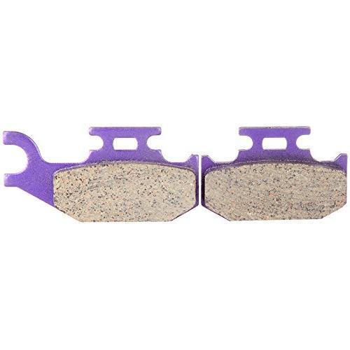 fa413 brake pads front rear kevlar carbon