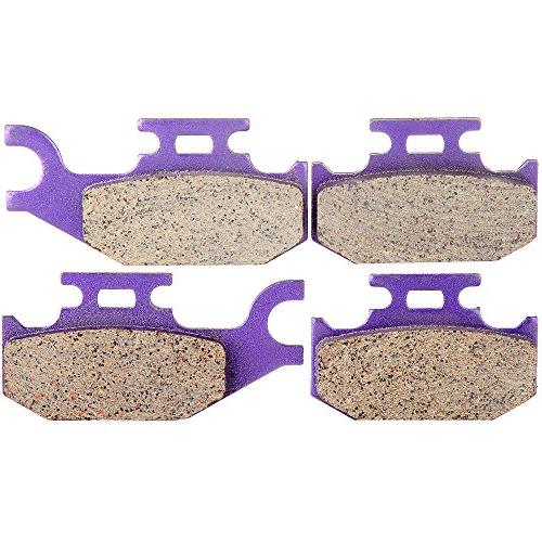 fa413 front right left brake pads fits