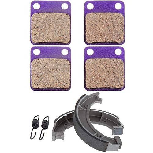 fa54 front brake pads rear 516 brake