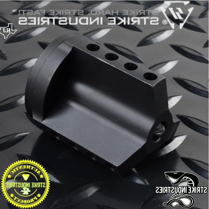 Strike Industries FAT Comp 01 Muzzle Brake 1/2x28 TPI 223/22
