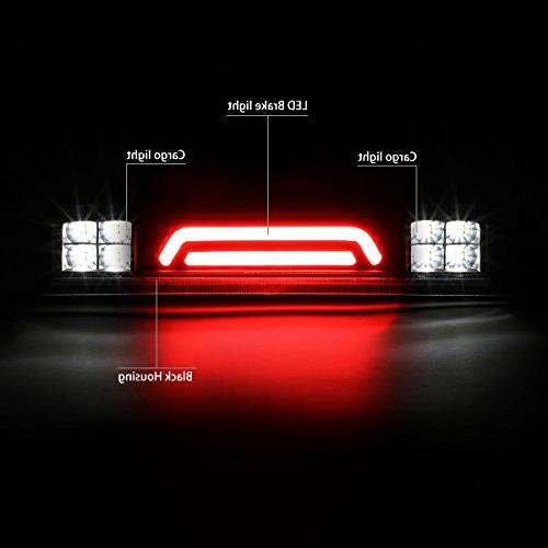 For Ford Trac/F-150 3D Bar Third Brake 4th