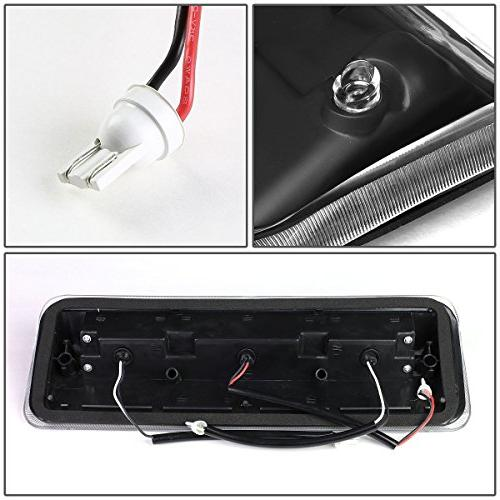 For Explorer Sport Trac/F-150 LED Bar Third Lamps 4th