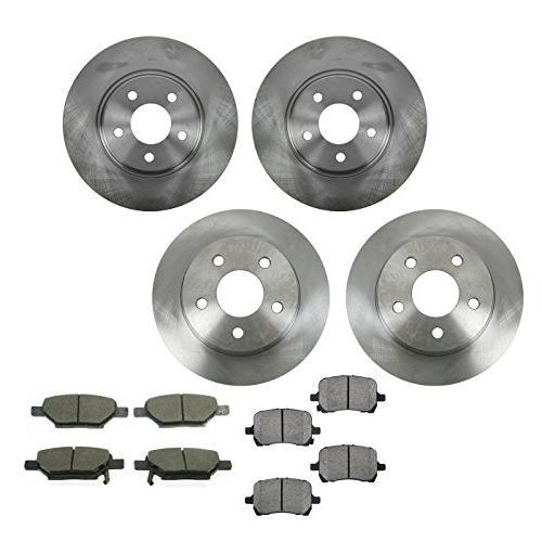 front and rear posi ceramic brake pad