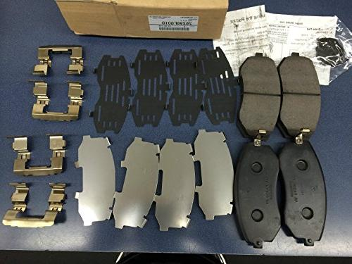 genuine 26296fg010 pad kit front disk brake