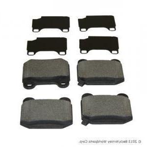 genuine 26696ag051 rear brake pad kit